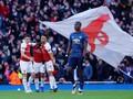 FOTO: Arsenal Sudahi Rekor Bagus Man United Besutan Solskjaer
