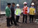 Jokowi Kebut Terowongan Nanjung Demi Citarum Harum