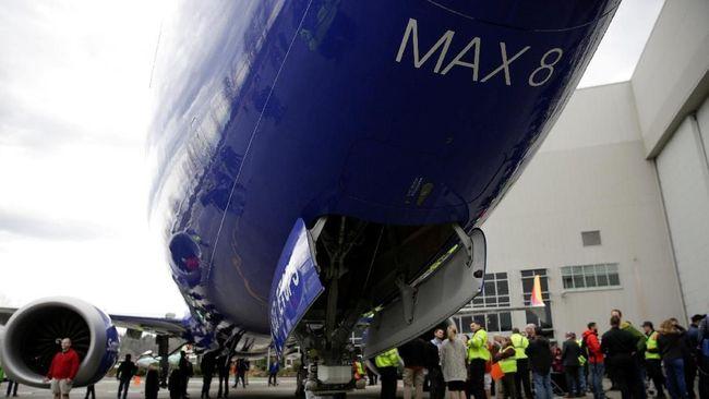 Lima Negara Larang Terbang Boeing 737 MAX 8
