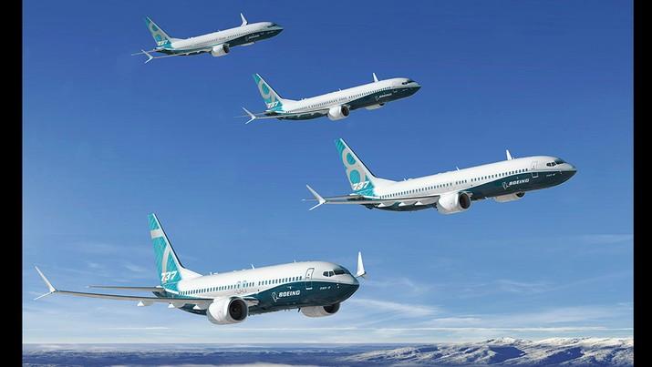Meski terbukti alami kecelakaan dua kali, pesawat Boeing 737 Max ternyata paling cepat terjual