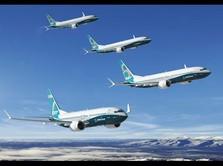 Dua Kali Nahas, Boeing 737 Max Laris Manis Terjual di Pasaran