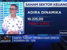 Adira Multifinace Bidik Pertumbuhan Pembiayaan 10% di 2019