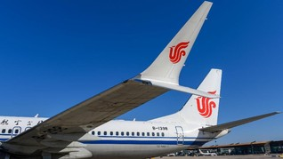 Kemenhub Larang Terbang Sementara Boeing 737 Max 8