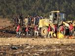 Seperti Lion Air, Pilot Ethiopian Sempat Minta Izin Kembali
