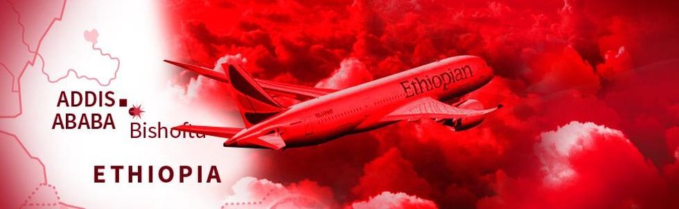 Pesawat Ethiopian Airlines Jatuh