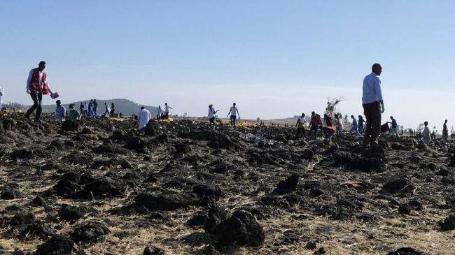 Warga Yunani Mujur Tak Jadi Korban Ethiopian Airlines