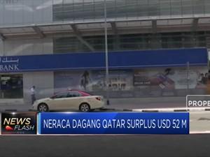 Pasca Sanksi, Qatar Surplus USD 52 Miliar