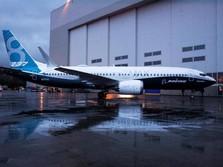 Boeing 737 MAX Jatuh, Saham Boeing di Wall Street Anjlok 5,3%