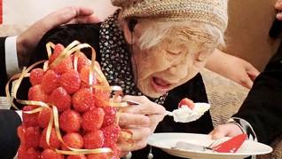 Kane Tanaka, Wanita Jepang 116 Tahun Tertua di Dunia