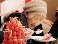 Perempuan Tertua di Dunia Ulang Tahun