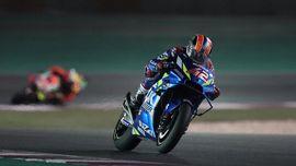 Alex Rins Tunggu Marquez Jatuh di MotoGP Spanyol 2019