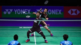Ahsan/Hendra Siap Lelah di Final BWF World Tour Finals