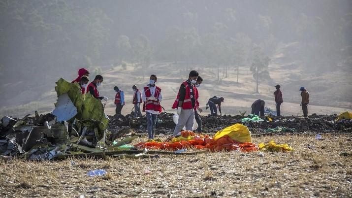 Korban Tewas Pesawat Komersial Dunia: 257 Orang, Turun 50%