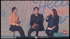 Video: Siasat Sehat dan Curhat So Ji Sub di Jumpa Fan
