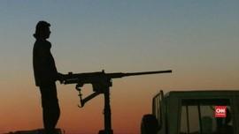 VIDEO: Basis Terakhir ISIS Tak Kunjung Takluk