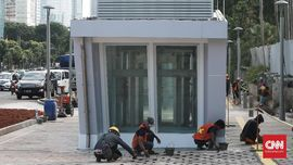 Tangan-tangan Kecil di Balik Proyek Raksasa MRT Jakarta