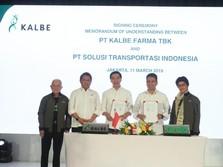 Penetrasi Bisnis Kesehatan, Grab Bermitra dengan Kalbe Farma