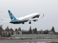 Terbaru, Ini Daftar Negara yang 'Haramkan' Boeing 737 MAX 8
