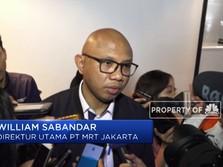 PT MRT Jakarta Yakin MRT Fase I Balik Modal Dalam 4 Tahun