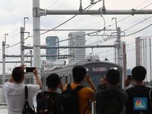 Mulai 25 Maret, Naik MRT Pakai Kartu Seharga Rp 15 Ribu