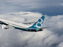 737 MAX 'Dikandangkan', Maskapai Ini Minta Ganti Rugi Boeing