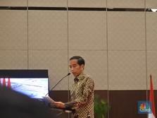 Soal Investasi & Ekspor, Jokowi Akui Kalah dari Singapura Cs