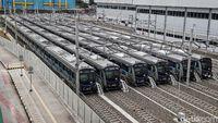 Depo MRT Fase II Diputuskan di Ancol Barat