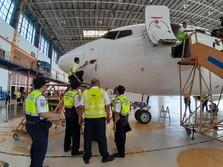 Larangan Terbang Boeing 737 Max 8, Saham Garuda Turun 1,67%