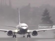 Saham Boeing Anjlok Pasca-Insiden Ethiopian Airlines