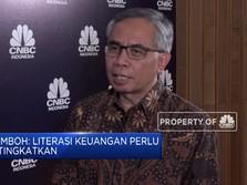 Intermediasi Sektor Jasa Keuangan jadi Prioritas OJK