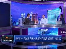 GMFI Lirik Peluang Ekspansi Pasar di Luar Negeri