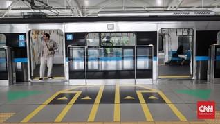Rapat Penentuan Tarif MRT Jakarta Gagal Capai Kesepakatan