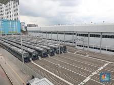 MRT Beroperasi, Ini Skema Tarif yang Akan Diberlakukan