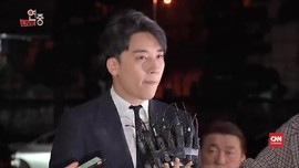 VIDEO: Jadi Tersangka, Seungri 'BIGBANG' Minta Maaf