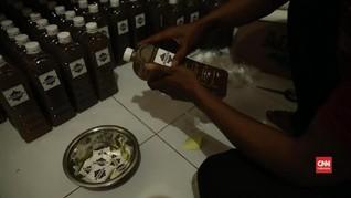 VIDEO: Ketika Tebu dan Salak Pondoh Jadi Minuman Beralkohol
