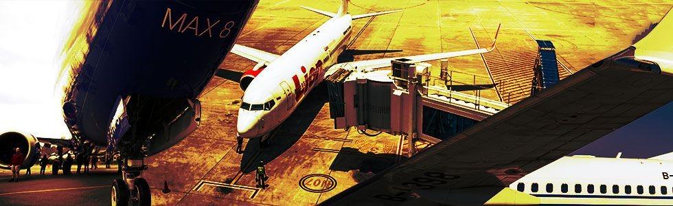 Larangan Terbang Boeing 737