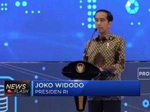 Jokowi Minta Kemendag Bangun Ekosistem Online
