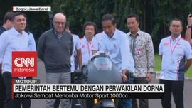 Perwakilan Dorna ke Indonesia Bahas Penyelenggaraan Moto GP