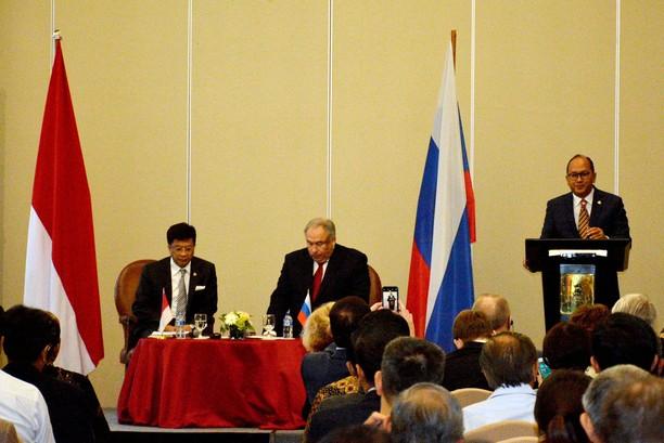 Kadin Siap Perkuat Hubungan Dagang Indonesia-Rusia