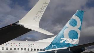 Boeing Siapkan Perbaikan Software Boeing 737 Max Pekan Depan