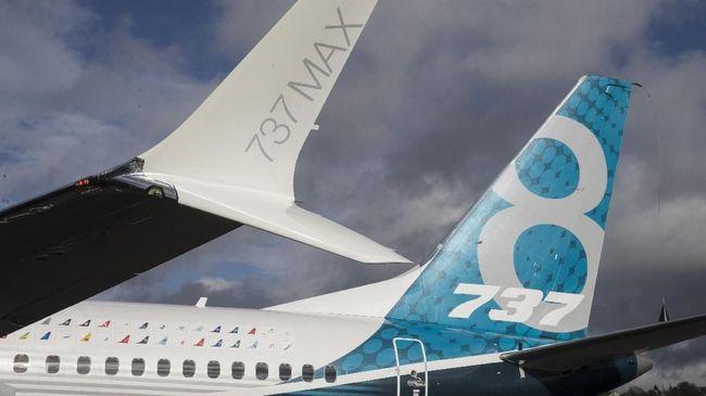 Boeing Berkeras Seri 737-8 MAX Aman Dioperasikan