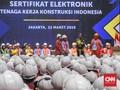 Jokowi Goda Alumnus Itenas Minta Pekerjaan ke Menteri PUPR