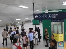 Catat! Tarif Rata-rata MRT Jakarta Rp 1.000/Km