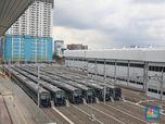 Besok, BPTJ Uji Coba Shelter Ojol di Stasiun MRT Dukuh Atas