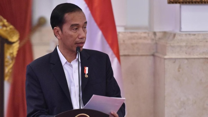 Berbagai pihak, termasuk Novel, mempertanyakan keseriusan Presiden Joko Widodo (Jokowi).