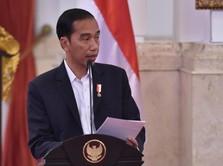 Defisit Parah, Ini Ramuan Jokowi Tekan Defisit Dagang