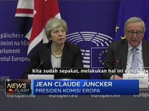 UE: Brexit Dilakukan Sebelum 23-26 Mei