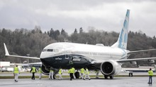 Sertifikasi Pesawat Diragukan, Saham Boeing Anjlok 3 Persen