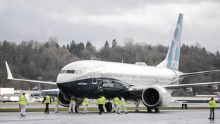 Boeing Setop Pengiriman 737 MAX