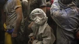 FOTO: Pesta Tepung di Yunani